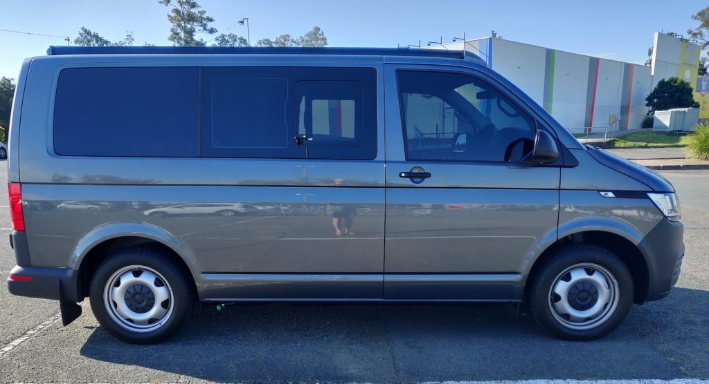 Side view T6.1 tinting