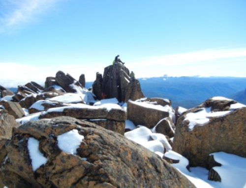 Overland Track – the trip and walk